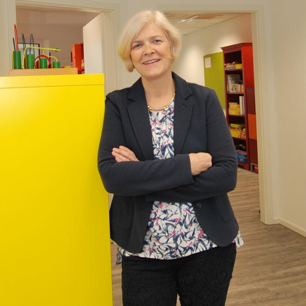 Anne Strüngmann, klinische Linguistin